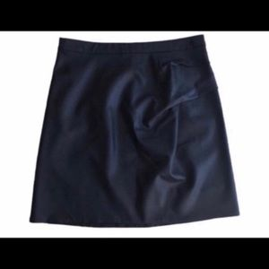 Marc by Marc Jacobs side pleat skirt